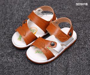 Dép sandal tập đi cho bé SDS01B