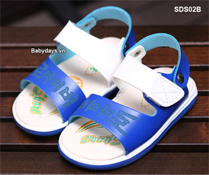 Dép sandal tập đi cho bé SDS02B