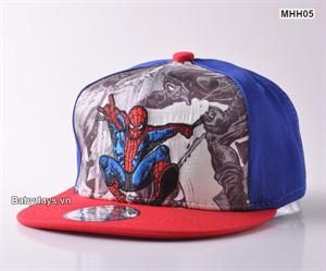 Mũ nón hiphop siêu nhân cho bé MHH05