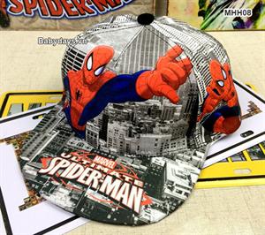Mũ nón hiphop siêu nhân cho bé MHH08
