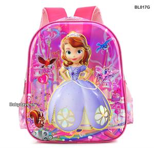 Balo công chúa Sofia cho bé BL017G
