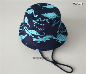 Mũ nón rộng vành cho bé MXK076