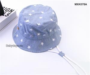 Mũ nón rộng vành cho bé MXK078A