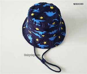Mũ nón rộng vành cho bé MXK080