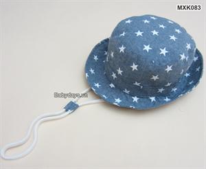 Mũ nón rộng vành cho bé MXK083