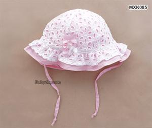 Mũ nón rộng vành cho bé MXK085