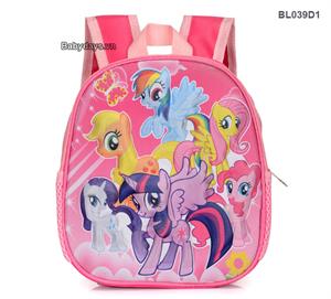 Balo ngựa Pony cho bé BL039D1
