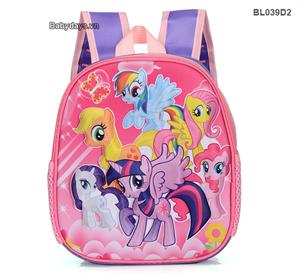 Balo ngựa Pony cho bé BL039D2