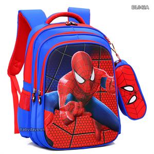 Balo siêu nhân nhện cho bé BL042A