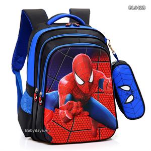 Balo siêu nhân nhện cho bé BL042B