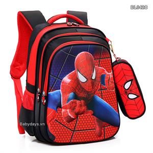 Balo siêu nhân nhện cho bé BL042C
