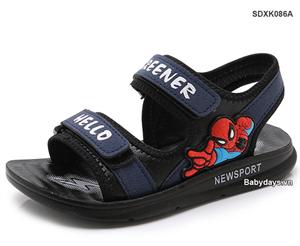 Sandal siêu nhân cho bé SDXK086A