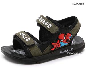 Sandal siêu nhân cho bé SDXK086B
