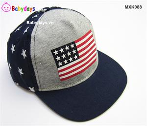 Mũ nón hiphop cho bé MXK088