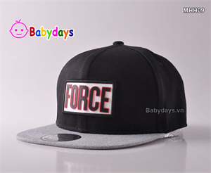 Mũ nón hiphop cho bé MHH09