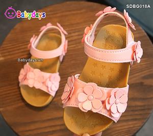 Sandal cho bé gái SDBG018A