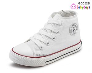 Giày cao cổ converse cho bé GCC02B
