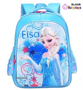 Balo học sinh tiểu học công chúa elsa BL048B