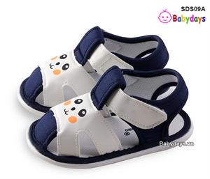 Dép sandal tập đi cho bé SDS09A