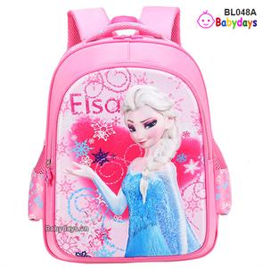 Balo học sinh tiểu học công chúa elsa BL048A
