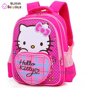 Balo cặp sách học sinh tiểu học Hello Kitty BL054A