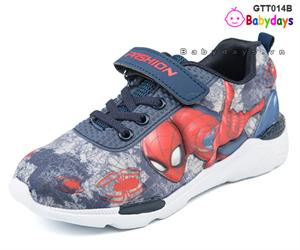 Giày thể thao siêu nhân cho bé GTT014B
