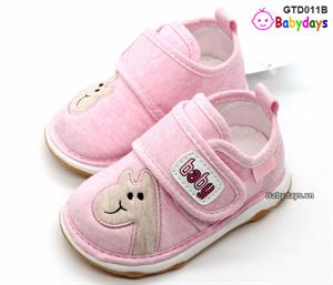 Giày tập đi có kèn cho bé GTD011B