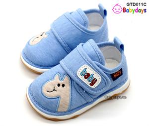 Giày tập đi có kèn cho bé GTD011C