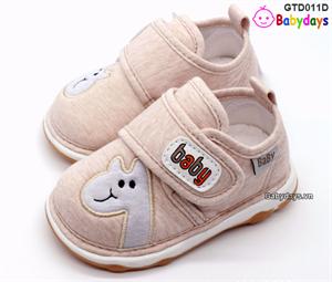 Giày tập đi có kèn cho bé GTD011D