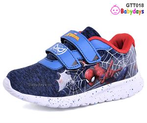Giày thể thao siêu nhân cho bé GTT018