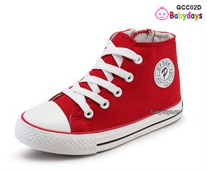 Giày cao cổ converse cho bé GCC02D