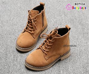 Giày boots cho bé BOT03A