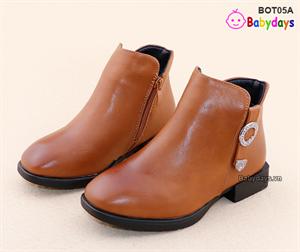Giày boots cho bé BOT05A