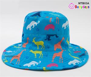 Mũ nón tai bèo cho bé MTB03A