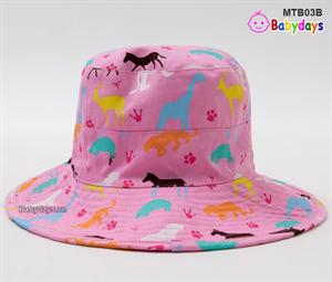 Mũ nón tai bèo cho bé MTB03B