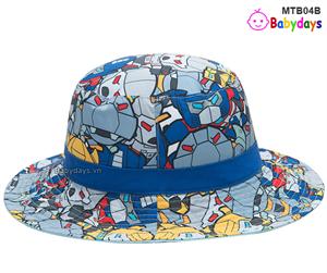 Mũ nón tai bèo cho bé MTB04B