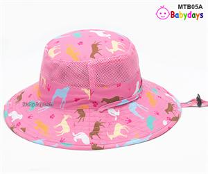 Mũ nón tai bèo thời trang cho bé MTB05A