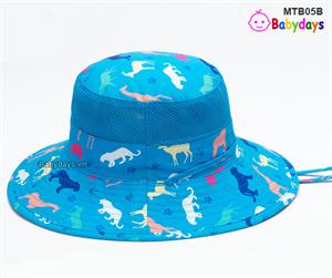 Mũ nón tai bèo thời trang cho bé MTB05B