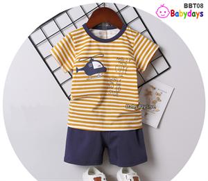 Bộ quần áo mùa hè cho bé BBT08