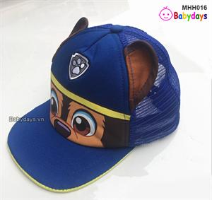 Mũ nón lưỡi trai hiphop trẻ em MHH016