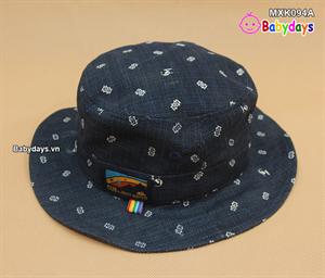 Mũ nón bucket thời trang trẻ em MXK094A