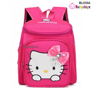 Balo mầm non mèo Hello Kitty BL056A