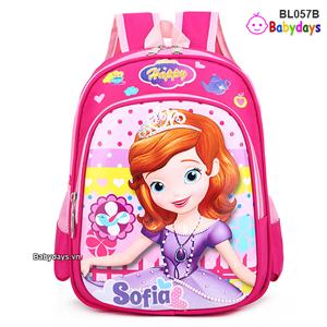Balo công chúa Sofia cho bé BL057B