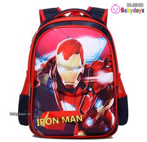 Balo siêu nhân iron man cho bé BL064B