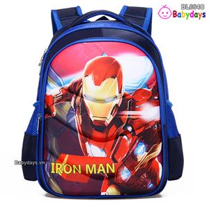 Balo siêu nhân iron man cho bé BL064C