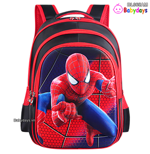 Balo siêu nhân người nhện cho bé BL065AM