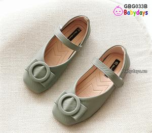 Giày búp bê trẻ em GBG033B