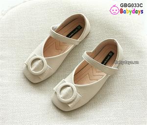 Giày búp bê cho bé GBG033C