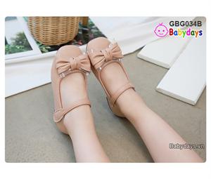 Giày búp bê trẻ em GBG034B
