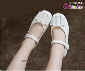 Giày búp bê cho bé gái GBG035A